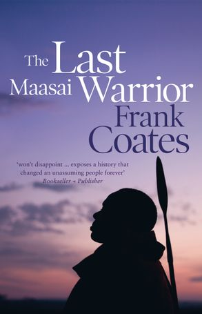 Cover image - The Last Maasai Warrior