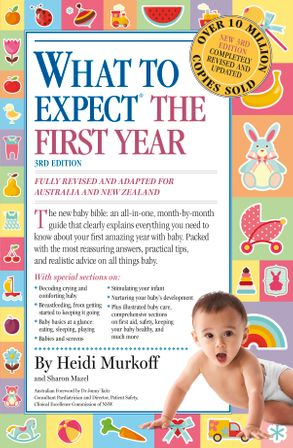 Your Babys First Year: Third Edition