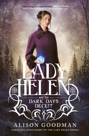 Cover image - Lady Helen and the Dark Days Deceit (Lady Helen, Book 3)