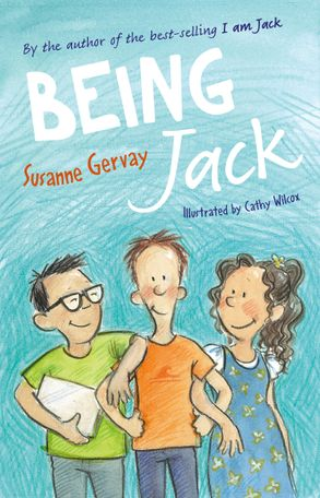 Cover image - Being Jack