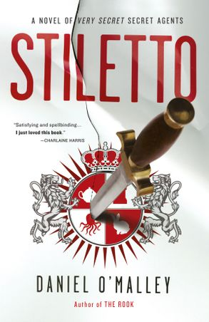 Cover image - Stiletto