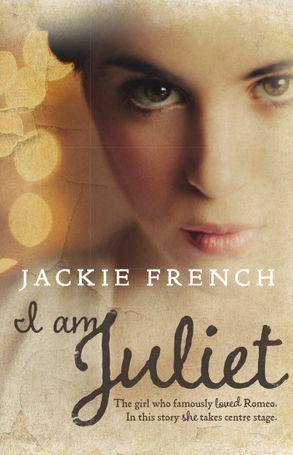 Cover image - I am Juliet
