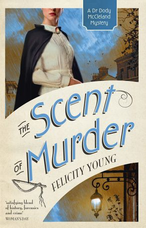 Cover image - The Scent of Murder