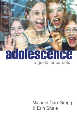 Cover image - Adolescence: A Guide for Parents