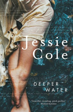Cover image - Deeper Water