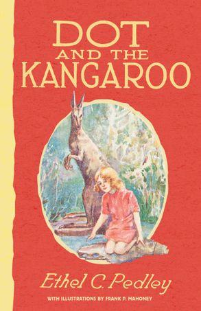 Cover image - Dot and the Kangaroo