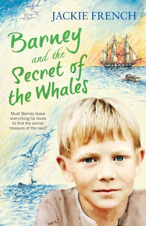 Cover image - Barney and the Secret of the Whales (The Secret History Series, #2)