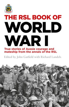Cover image - The RSL Book of World War I