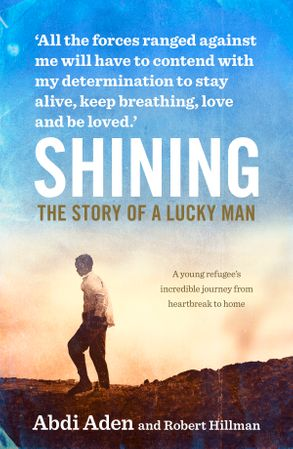 Cover image - Shining: The Story of a Lucky Man