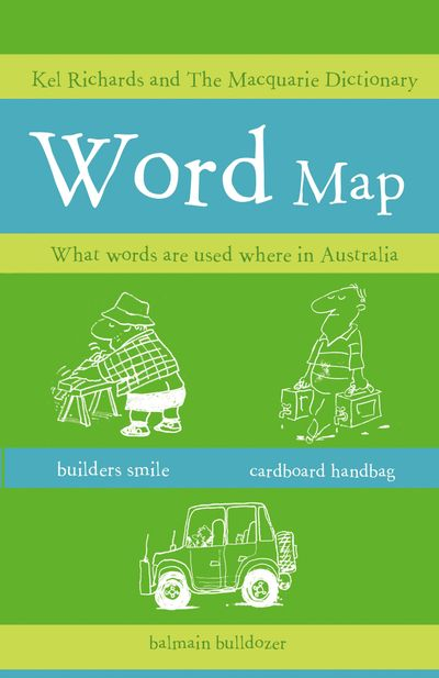 WordMap: What words are used where in Australia