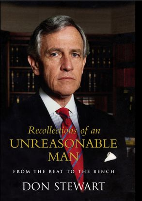 Cover image - Recollections of an Unreasonable Man