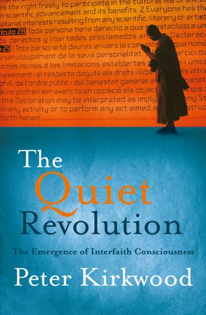 Cover image - The Quiet Revolution: The Emergence of Interfaith Consciousness