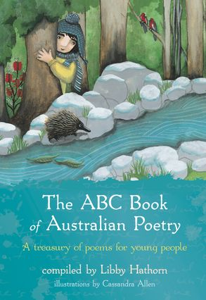 Cover image - The ABC Book of Australian Poetry: A treasury of poems for young people