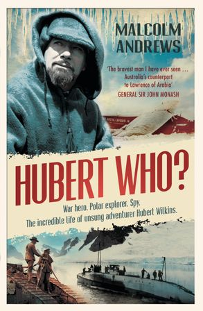 Cover image - Hubert Who?