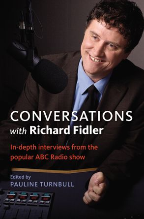 Cover image - Conversations With Richard Fidler: In-Depth Interviews From The ABC Radio Show