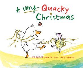 Cover image - A Very Quacky Christmas