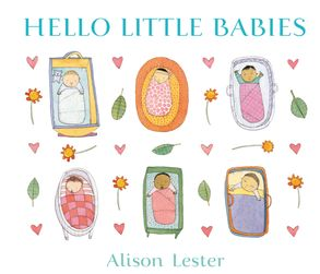 Cover image - Hello Little Babies