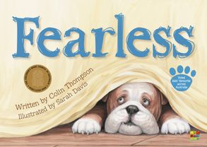 Cover image - Fearless