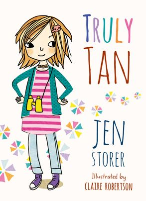 Cover image - Truly Tan