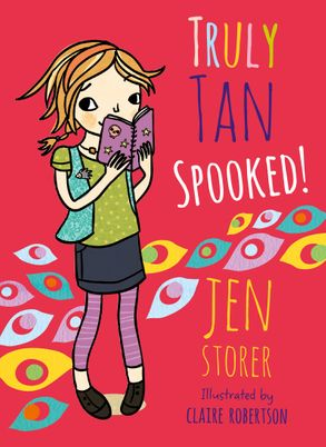 Cover image - Truly Tan: Spooked!