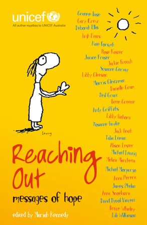 Cover image - Reaching Out Messages of Hope