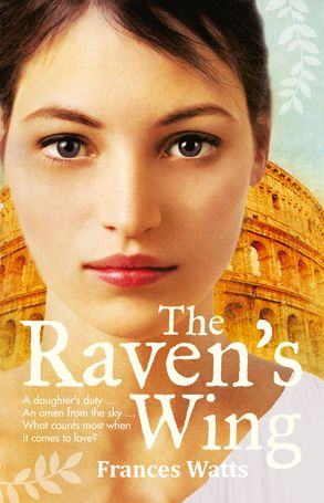 Cover image - The Raven's Wing