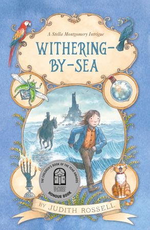 Cover image - Withering-by-Sea (Stella Montgomery, #1)
