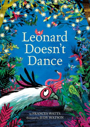 Cover image - Leonard Doesn't Dance