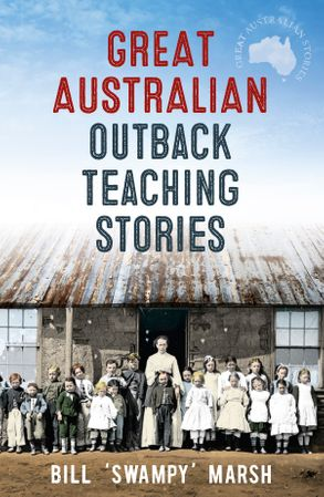 Cover image - Great Australian Outback Teaching Stories
