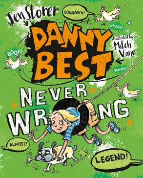 Cover image - Danny Best: Never Wrong