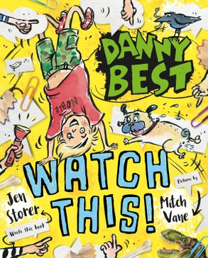 Cover image - Danny Best: Watch This!