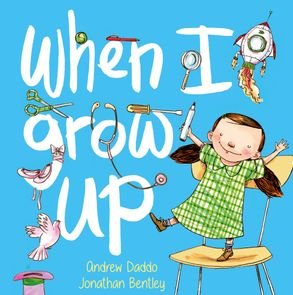 Cover image - When I Grow Up