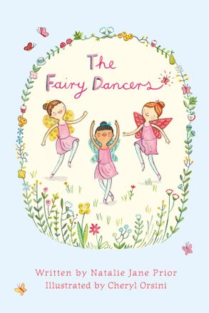 Cover image - The Fairy Dancers