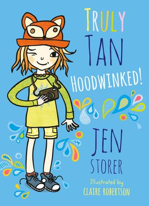 Cover image - Truly Tan: Hoodwinked!