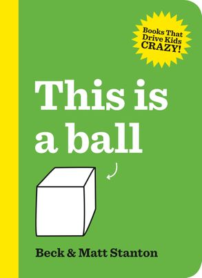 Cover image - This Is a Ball