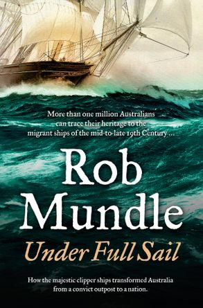 Cover image - Under Full Sail