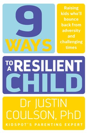Cover image - 9 Ways to a Resilient Child