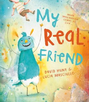 Cover image - My Real Friend