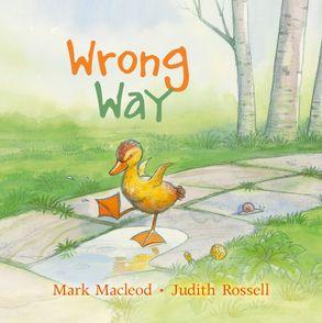 Cover image - Wrong Way