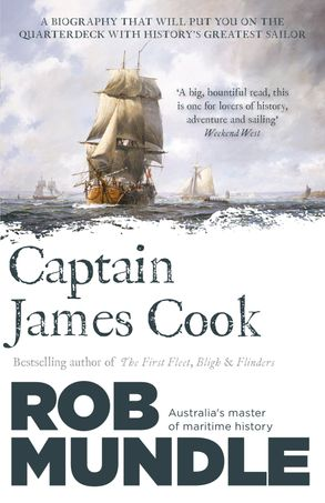 Cover image - Captain James Cook