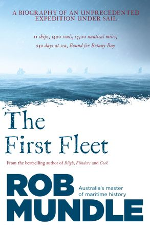 Cover image - The First Fleet