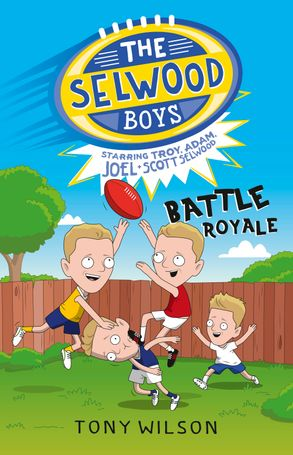 Cover image - Battle Royale (The Selwood Boys, #1)
