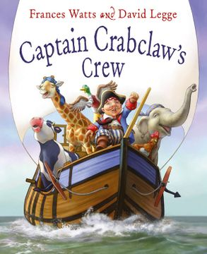 Cover image - Captain Crabclaw's Crew