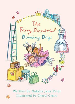 Cover image - The Fairy Dancers 2: Dancing Days