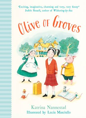 Cover image - Olive of Groves