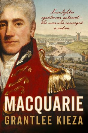 Cover image - Macquarie