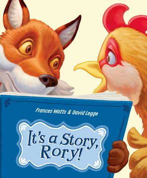 Cover image - It's a Story, Rory!