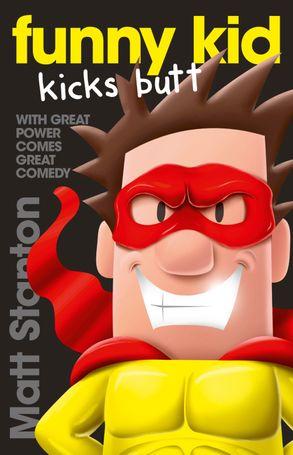 Cover image - Funny Kid Kicks Butt (Funny Kid, #6)