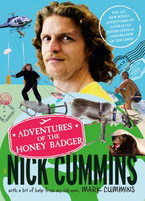 Cover image - The Adventures of the Honey Badger