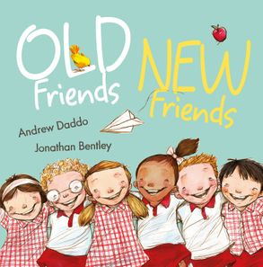 Cover image - Old Friends, New Friends